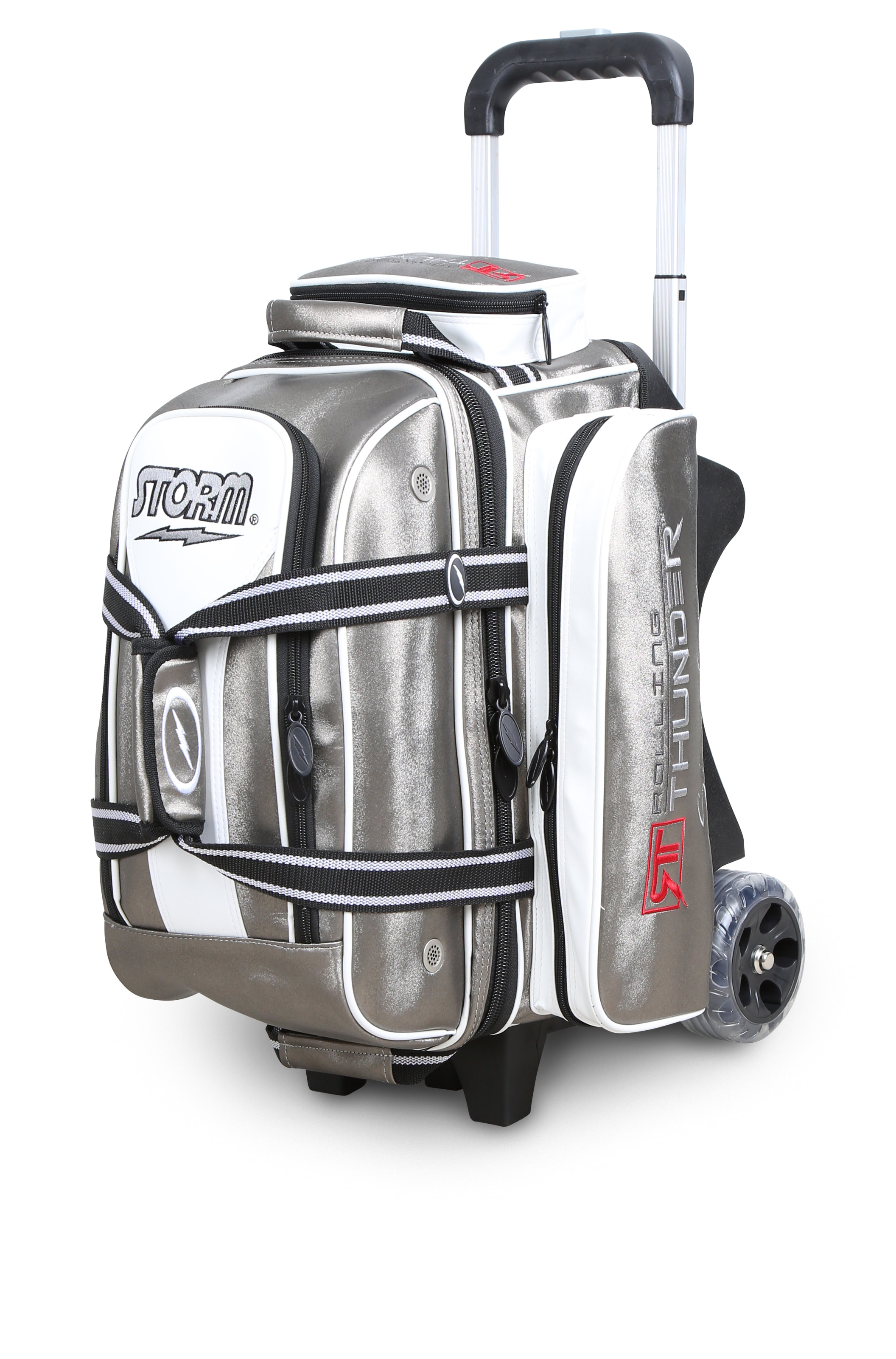 Signature Double Roller Bowling Bag